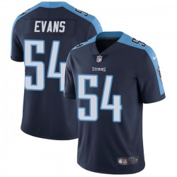 Limited Rashaan Evans Youth Tennessee Titans Navy Blue Alternate Vapor Untouchable Jersey - Nike